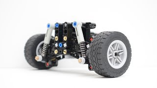 Lego Technic Compact Steering, Drive and Suspension Unit (with Instructions)