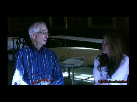 Pamela Geller with David Littman, Human Rights Activist