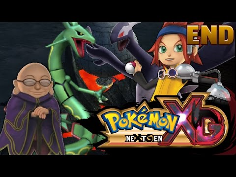 WE END THIS HERE AND NOW! Pokemon XG: Next Gen ROM HACK Let's Play w/ Sacred - ENDING