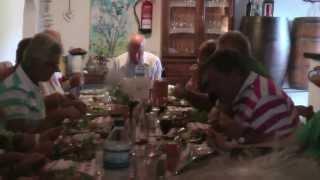Capblanch okt 2012 [ uit eten in VERDI VENT ]