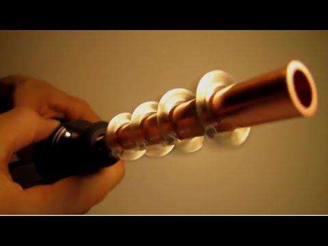 Ball Magnet On Copper Rail Doovi