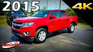 Chevrolet Colorado 2015 Videos