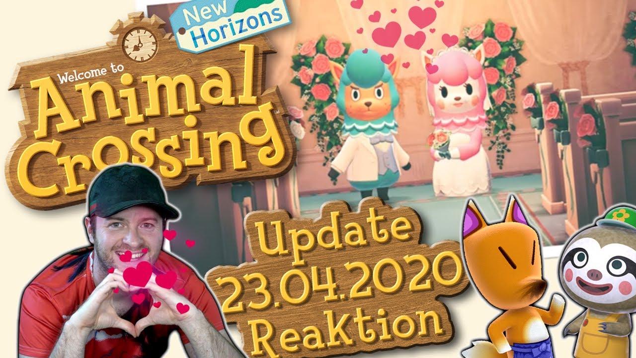 Gerd Gemalde Reiner Hochzeiten In Animal Crossing New Horizons Domtendos Live Reaktion Youtube
