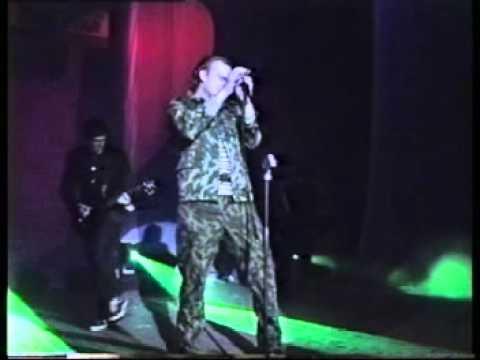 Дети Лабиринта - Война (Live, раритет)