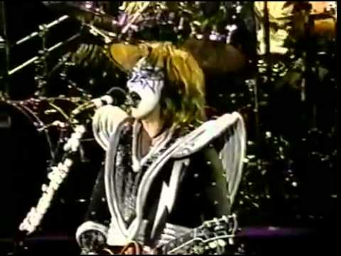 KISS Live In Albany 11/15/1998 Psycho Circus World Tour