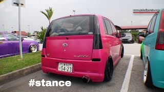 Viva Mira Avy Pink Stancer Meet and Greet Stance Collaboration 2016