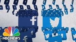 Factory Of Lies: Social Media Warfare   NBC News