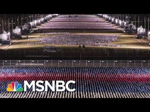 Sen. Klobuchar: This Inauguration Is About Moving Forward | Morning Joe | MSNBC
