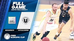 medi Bayreuth v U-BT Cluj Napoca - Full Game - FIBA Europe Cup 2019-20