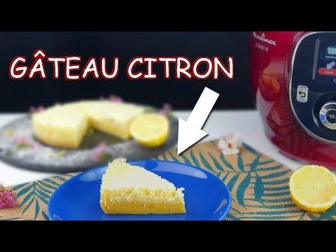 comment-faire-un-gâteau-citron-au-cookeo-!