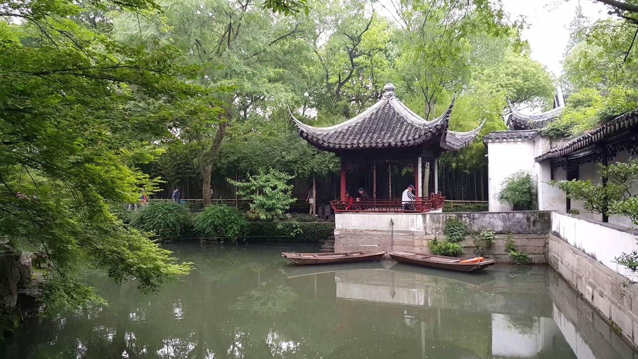 Humble Administrator S Garden Suzhou China Youtube