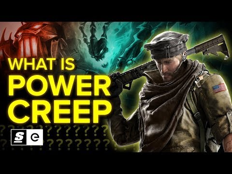 What is Power Creep? How an Unstoppable Disease Might Be Infecting Your Game