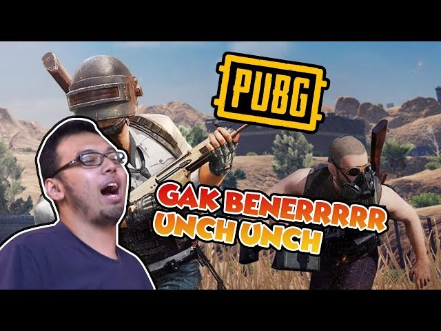 PUBG MOBILE NGAKAK ABIS! - Zombie Fun, Uno, Luar Dalam Basah! wkwkwk (PUBGM Momen Konyol)