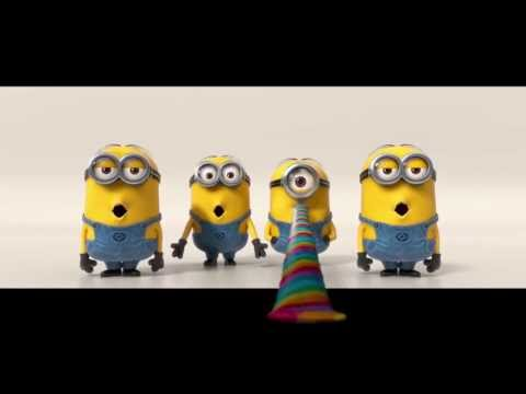 Minions - Banana Song - Ongoing 10 Minutes