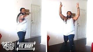 """Quarantine Workout w/ Darren """"Big Baby"""" Brand 