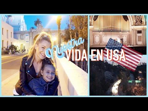 VISITAMOS BALBOA PARK! (10/08/15) | Vlogs diarios