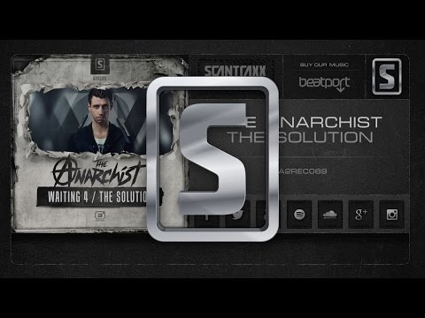 The Anarchist - The Solution (#A2REC089 Preview)