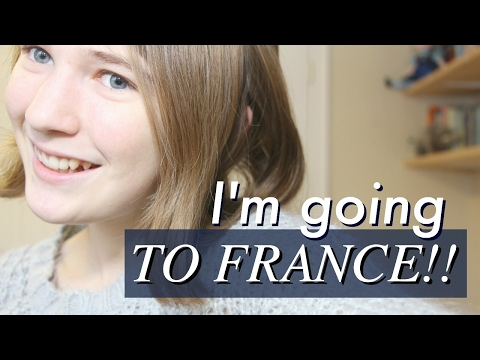 CHANNEL UPDATE // Exchange to France and Speaking French!