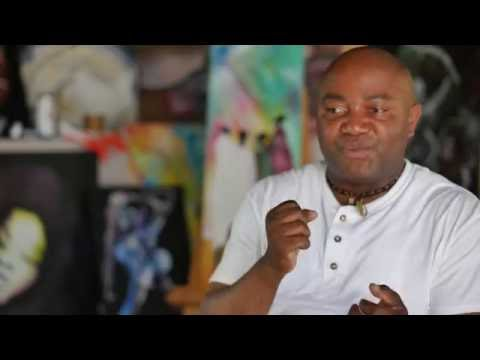 Creative Conversation: Famous Sierra Leone Artist Ebony Thompson