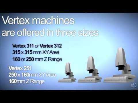 Micro-Vu Vertex Overview HD: Advanced Measurement Machines