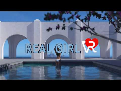 Real Girl VR Launch Trailer! Free For PC, Oculus Rift, HTC Vive.