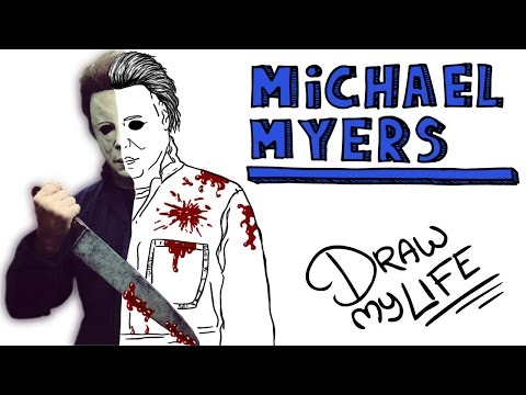 MICHAEL MYERS | Draw My Life