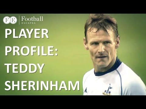 Player Profile: Teddy Sheringham