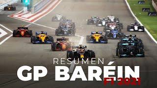 Resumen del GP de Baréin - F1 2021