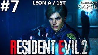 Zagrajmy w Resident Evil 2 Remake PL | Leon A | odc. 7 - Psiarnia | Hardcore