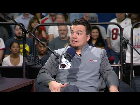 Chicago Cubs outfielder Kyle Schwarber on Winning World Series & More - 2/2/17