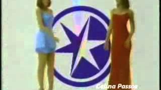 RARIDADE encerramento de a usurpadora  + vinheta da televisa com a usurpadora 1998