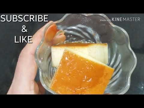 Egg Pudding || Leche Flan || Quick Pudding ..