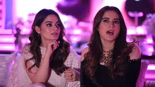 celeberities views ( minal khan ) about miss veet compitition its really good for other girls