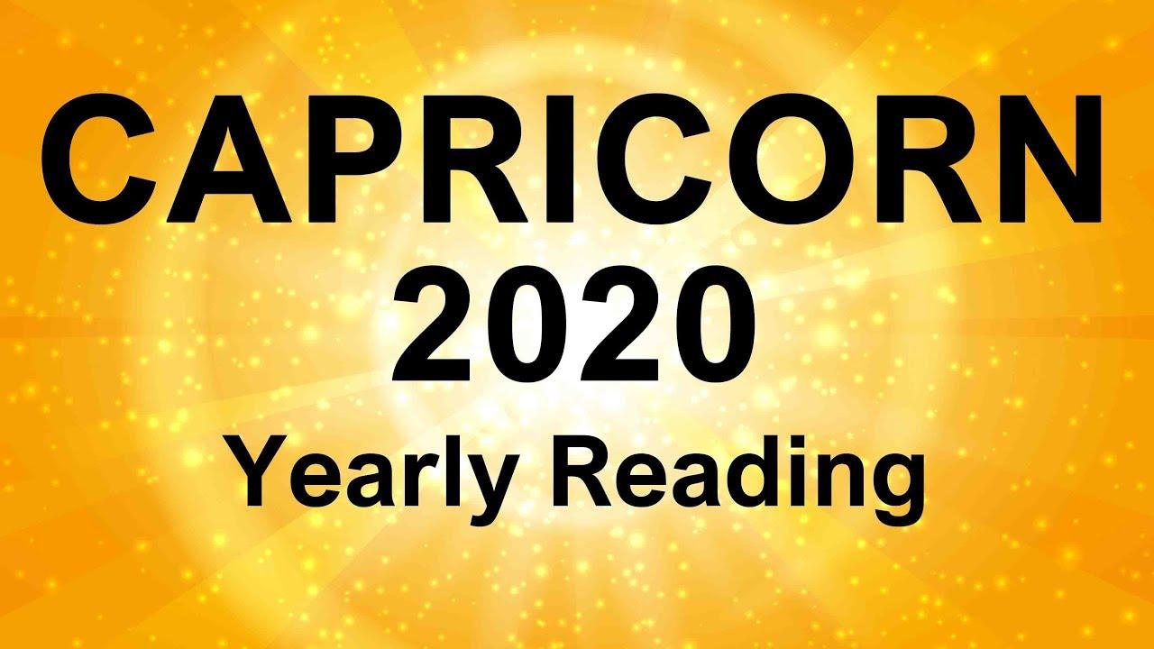 capricorn weekly 1 to 7 tarot reading 2020
