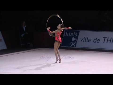 Camille AY hoop - 2014 Thiais demo