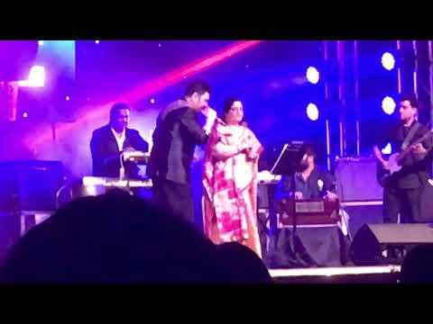 Kumar Sanu & Anuradha Paudwal live in Sydney - Maine pyar tumhi se kiya hain Mp3