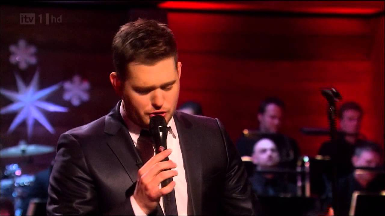 Michael Buble Holly Jolly Christmas.Michael Buble Holly Jolly Christmas