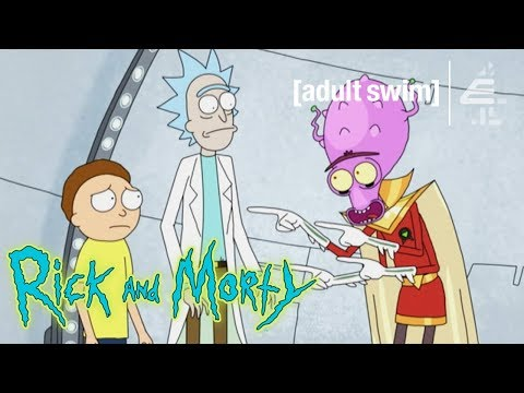 Rick And Morty Try To Escape The Zigerion's Simulation | Rick And Morty