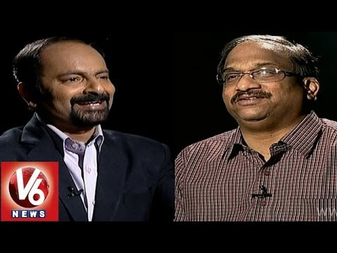 Exclusive interview with MLC Prof. K Nageshwar - V6 Innerview