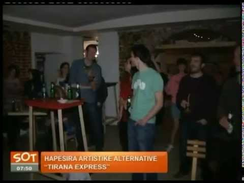 TIRANA EXPRESS, 08 04 2014