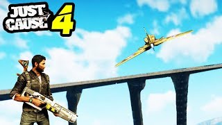 Just Cause 4 Has A Sniper That Shoots ROCKETS! - Map Comparison,