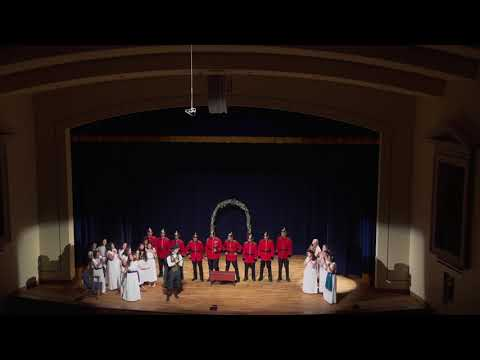 """In a Doleful Train"" from Gilbert & Sullivan's Patience"