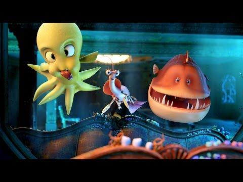 Подводная эра мультфильм 2018
