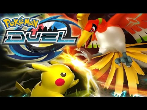 POKEMON DUEL - NEW Pokémon strategy board game - Battle, Spin & WIN ( iOS / Android Gameplay)