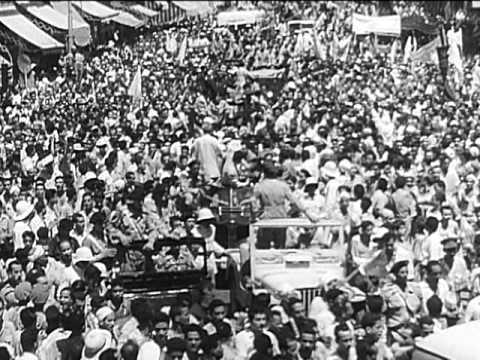 Egypt and Gamal Abdel Nasser