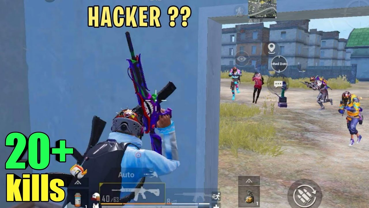 He Called Me HACKER For THIS   PUBG MOBILE