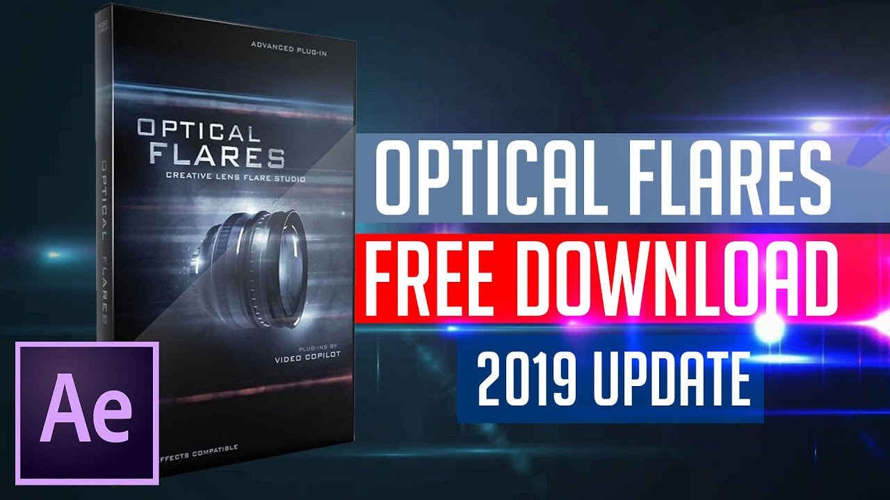 Optical flare plugin after effects free download for mac
