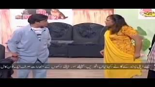 Umer Sharif And Sikandar Sanam - Chakkar Pe Chakkar_clip2 - Pakistani Comedy Stage Drama