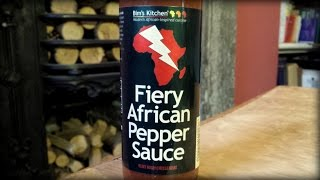 Fiery African Pepper Sauce Made By Bim's Kitchen Review