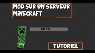 [Tuto]Comment installer un mod sur un serveur minecraft {1.5.2} - HD
